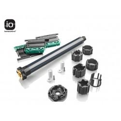 remplacer moteur somfy IO